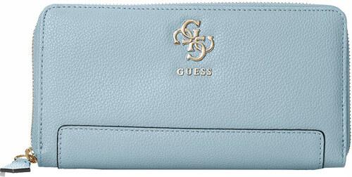 a1e1d0076 Guess Dámska luxusná peňaženka Digital Check Organizer Sky - Glami.sk