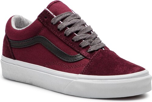 Teniszcipő VANS - Old Skool VN0A38G1UP71 (Jersey Lace) Port Royale ... e35f86cf29
