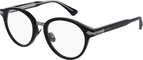 dioptrické okuliare GUCCI GG0066O 001 - 50 20 145 - Glami.sk 6fcd56e7645