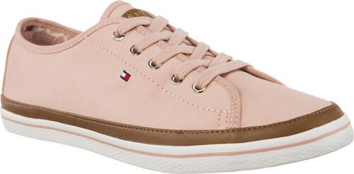 Tommy Hilfiger dámské růžové tenisky Iconic - Glami.cz 7e4d58181f