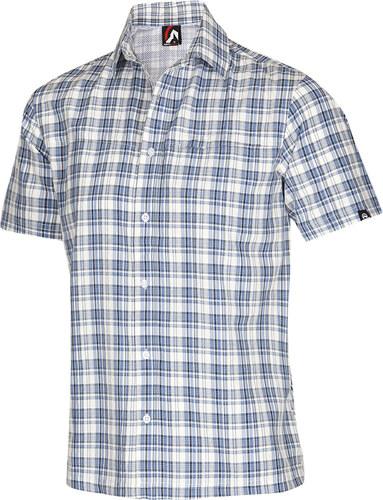 c1b932d73f10 NORTHFINDER SEAMUS Pánska košeľa KO-3047OR281 modrá S - Glami.sk