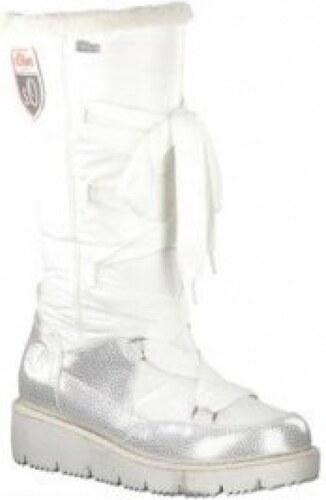 Dámske zimné snehule S.OLIVER 26614-31 white - Glami.sk 62ab127f2e4