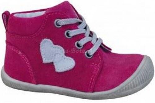 Detská kožená obuv PROTETIKA BABY fuxia - Glami.sk 00a82a59b51