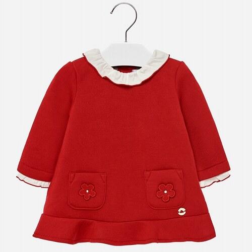 8b2ecb630420 Dievčenské šaty MAYORAL 2940-019 red - Glami.sk