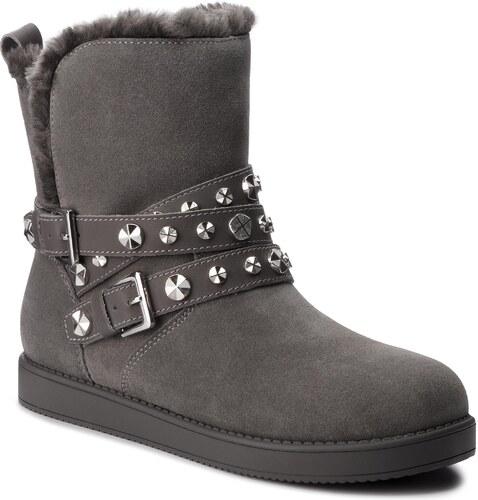 Magasított cipő GUESS - FLLEA4 SUE09 DGREY - Glami.hu 431cf0aad1