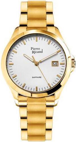 Pierre Ricaud P970201111Q pánske hodinky - Glami.sk 237b1340b10