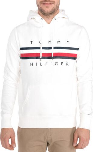 Tommy Hilfiger Mikina Biela - Glami.sk 76b5f449e3e