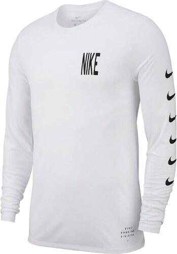 ecd4ab374630 Triko s dlouhým rukávem Nike M NK DRY TEE DBL LS RUN DVSN aa9445-100 ...
