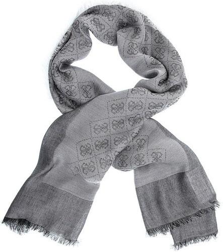 26a057dd430 Guess dámský šedý šátek - Glami.cz