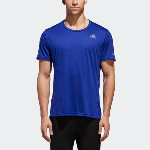 adidas Performance RUN TEE M Pánske tričko CZ5086 - Glami.sk af1be776370