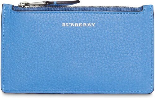 Burberry Two-tone Leather Card Case - Blue - Glami.sk 4b93b6fd909