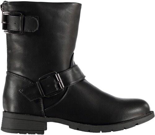 2dc95b16364 -100 Kč Nové Miso Bella Junior dívčí Biker Boots