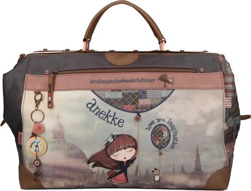 09e0655b27 MISS ANEKKE cestovná taška 27844-01 - Glami.sk