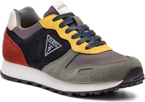 9d5dee888ee Sneakersy GUESS - FMCHA4 SUE12 MULTI - Glami.cz