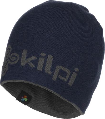 1bf5b27b0 KILPI Pánska zimná čiapka HAMER-M JM0129KIDBL Tmavo modrá UNI - Glami.sk