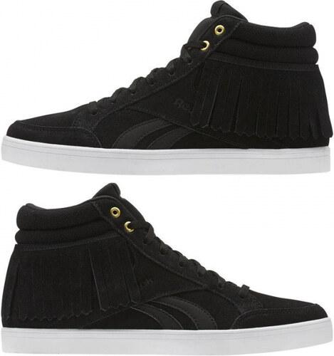 -40% Dámske členkové topánky Reebok ROYAL ASPIRE 2 FNG (Čierna   Biela) 4b8ecae83ce