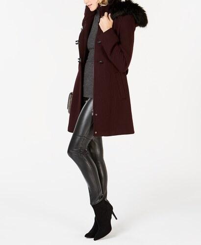 Vlněný kabát Calvin Klein Coat - Glami.cz 04934b5652