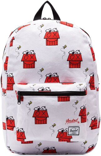 bba56b47337 Herschel Supply Co. white Snoopy Skate Backpack - Glami.cz