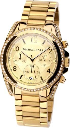 7e59999dbda Dámské hodinky Michael Kors MK5166 Blair Chronograph - Glami.cz