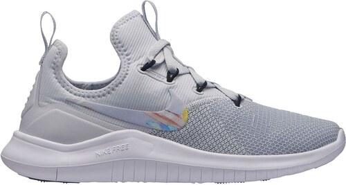 2a81c7bada boty Nike Free TR8 Print dámské Platinum/Black - Glami.cz