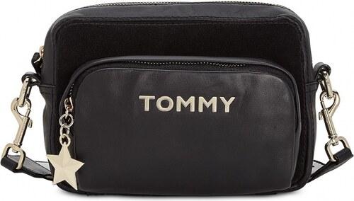 Kabelka Tommy Hilfiger Corp highlight cross black - Glami.cz 9f8a68e1eff