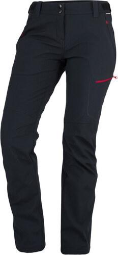 df75c466a86b NORTHFINDER PHOEBE Dámske outdoorové nohavice NO-4443OR277 čierná ...