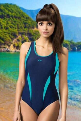 7f0d56123db Winner Jednodílné sportovní plavky Aqua III