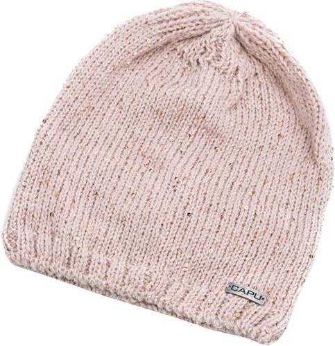 00f888df0 CAPU Zimná čiapka 420-E Pink - Glami.sk