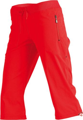 c467458a828d LITEX Nohavice dámske v 3 4 dĺžke bokové. 99583306 červená S - Glami.sk