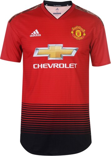 60b450fd016fe -45% Fotbalový dres adidas Manchester United Home Authentic Shirt 2018 2019