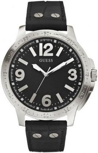Guess Pánské hodinky Guess W0064G1 W0064G1 (50 mm) - Glami.cz be36b263bd6