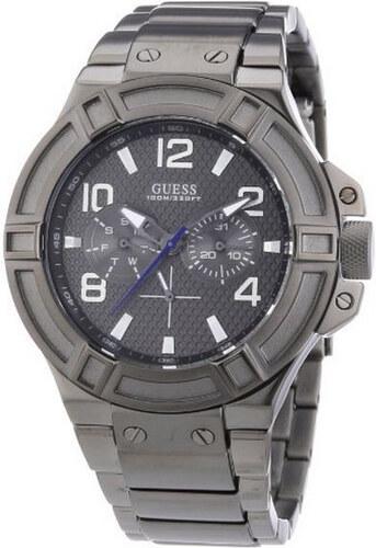 Guess Pánské hodinky Guess W0041G1 W0218G1 (45 mm) - Glami.cz e84bee438e3