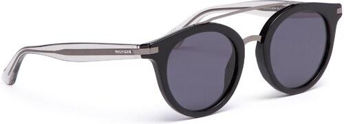 2bb4c126d Slnečné okuliare TOMMY HILFIGER - 1517/S Black 807 - Glami.sk