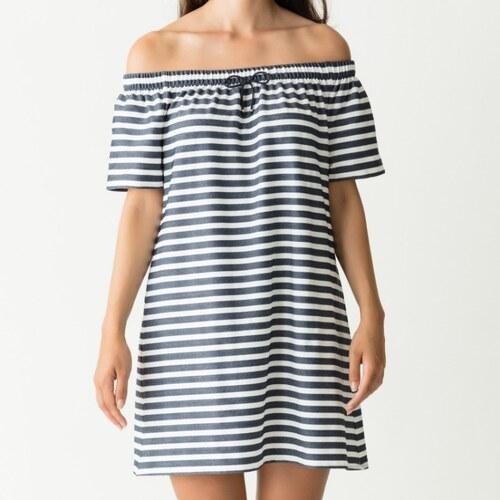abeb28a5ce5 PrimaDonna - California šaty krátké vícebarevná - Glami.cz