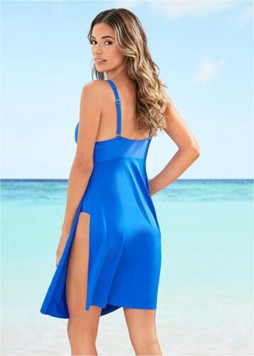 f457a9754e67 bonprix Plavkové šaty - Glami.cz
