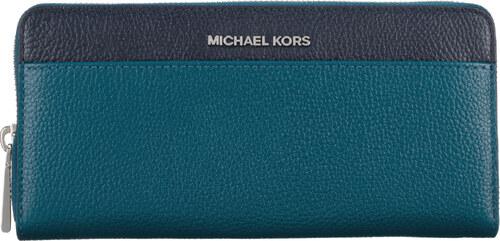 Michael Kors Peňaženka Modrá - Glami.sk 2499a4b1faf