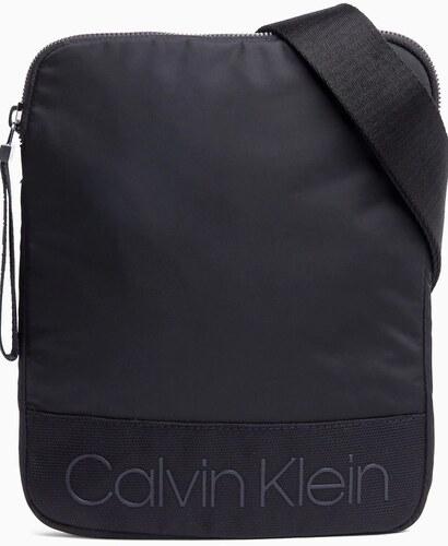 Calvin Klein čierna pánska taška Shadow Flat Crossover - Glami.sk 2a72d34229e
