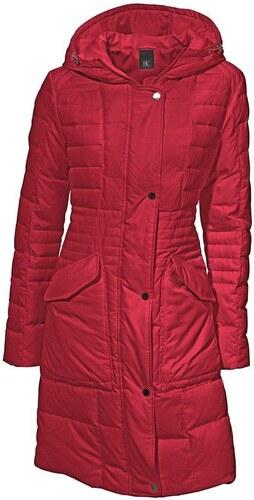 heine Kabát červená - Glami.sk 303fd331141