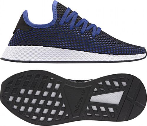 -40% Pánské tenisky adidas Originals DEERUPT RUNNER (Tmavě modrá   Černá) ac3f7c721f3