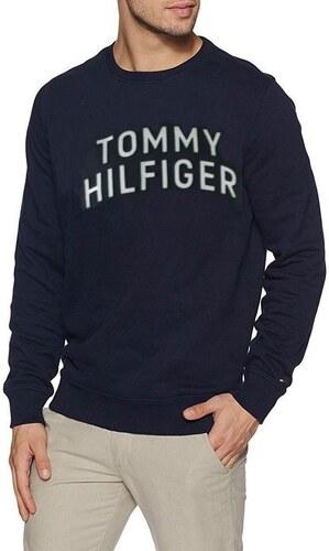 Tommy Hilfiger Pánská modrá mikina Tommy Hilfiger 513 - Glami.sk 9a2ce8928f2