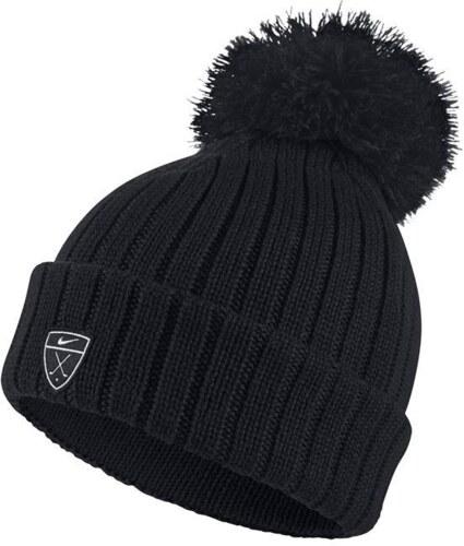 Nike pletený Pompom Beanie klobouk dámské - Glami.sk 0ee7224d981