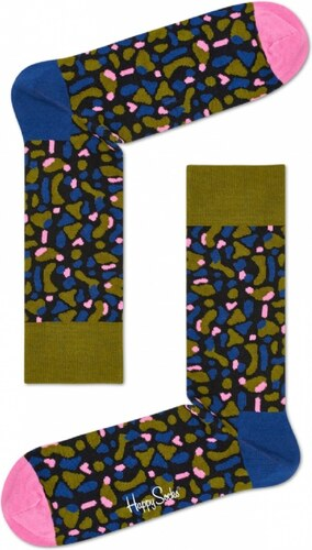 a41d8ba0f79 Zeleno-modré ponožky Happy Socks X Wiz Khalifa