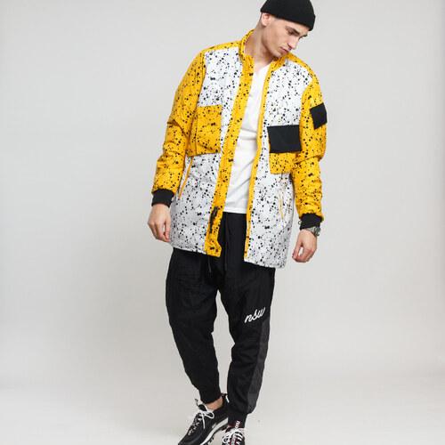 Nike M NRG ACG Insulated Jacket biela   žltá   čierna - Glami.sk bd5008f4404