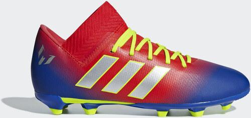1b7c7202a262 adidas Fotbal Dětské Kopačky Nemeziz Messi 18.3 Firm Ground adidas ...