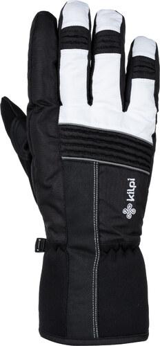Zimní lyžařské rukavice KILPI GRANT-U bílá (kolekce 2019) - Glami.cz 69f58ab428