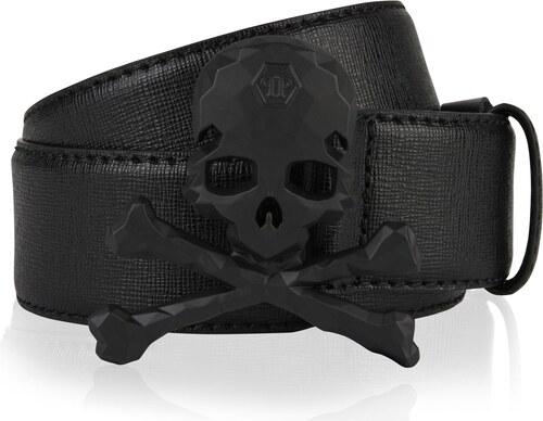 Opasok PHILIPP PLEIN Skull Belt - Glami.sk ce801bdce73