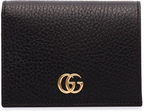 23f5cc395 Gucci black GG Marmont leather wallet - Glami.sk