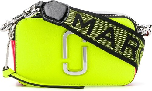 Marc Jacobs snapshot camera crossbody bag - Green - Glami.sk 4cbbea17658