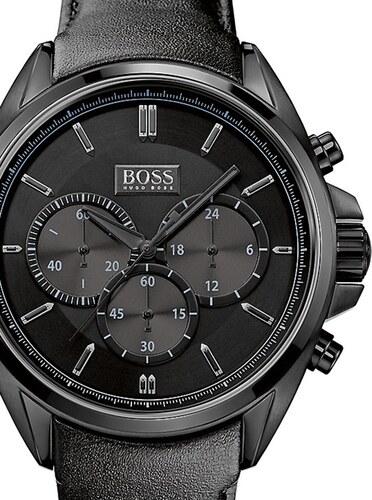 Pánské hodinky Hugo Boss Black Driver Chrono 1513061 - Glami.cz 9e71445ade8