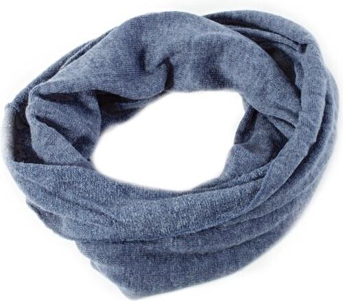 7818b888d8e Princess Jednobarevný šátek Hera B1 modrá - Glami.cz
